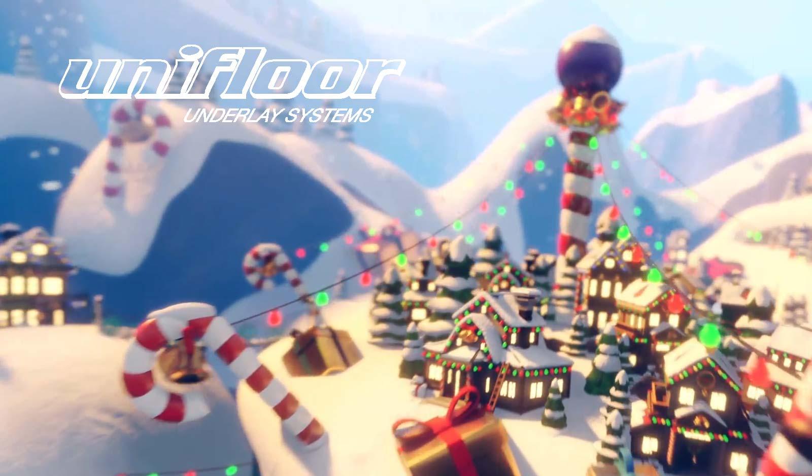 Santa's Workshop / 3D Animatie