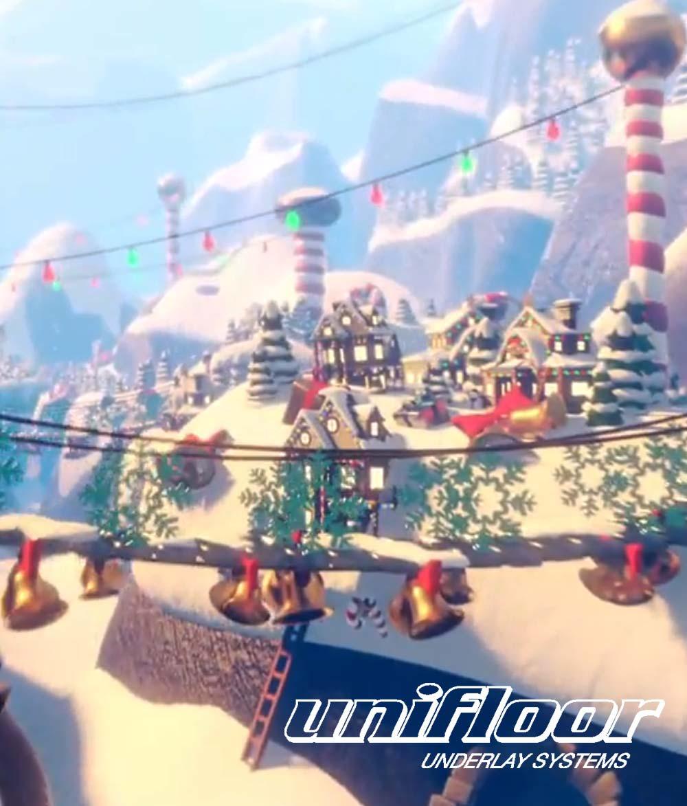 Under the floor/ 3D animatie