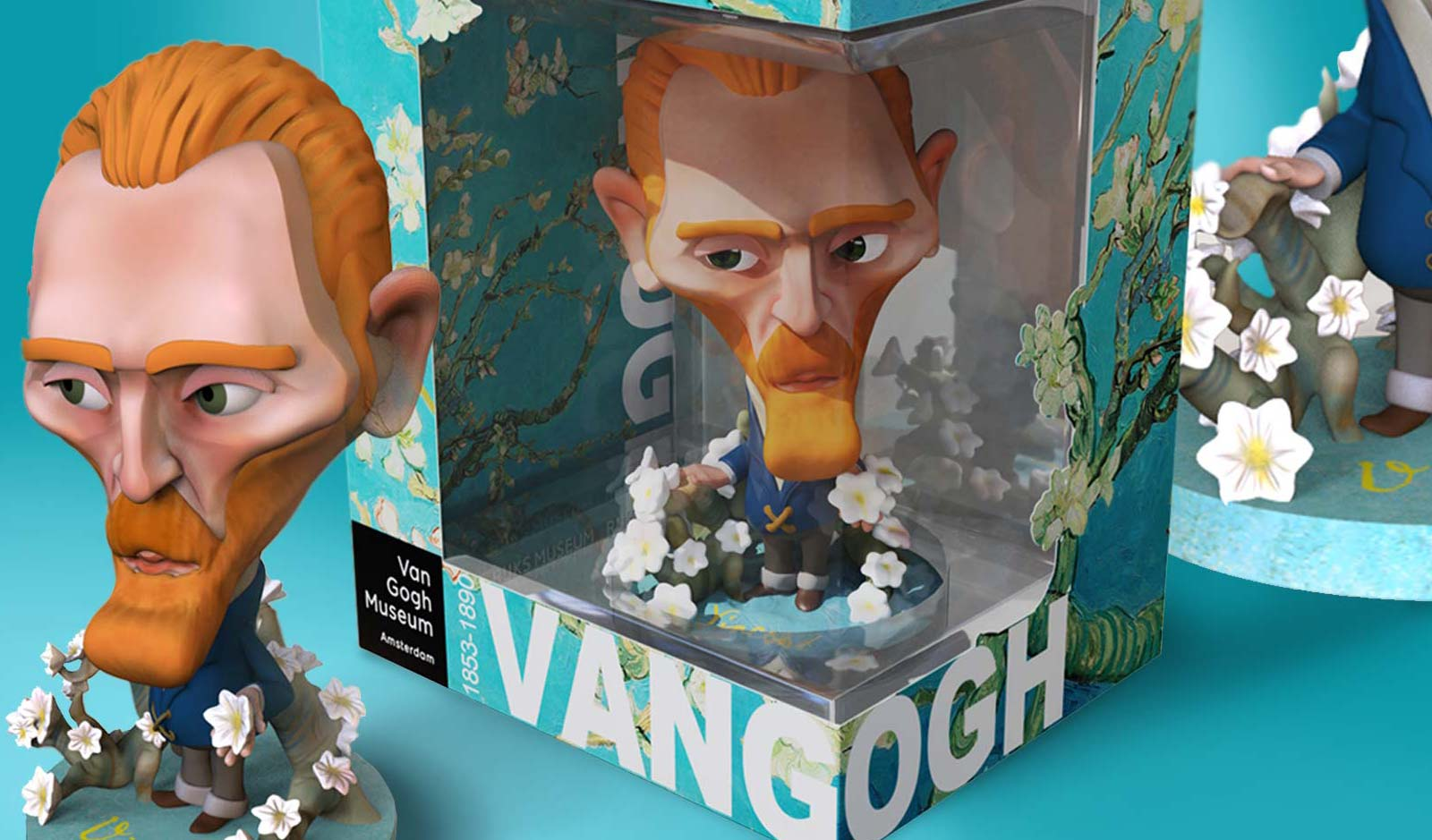 Van Gogh Boxed / concept & design