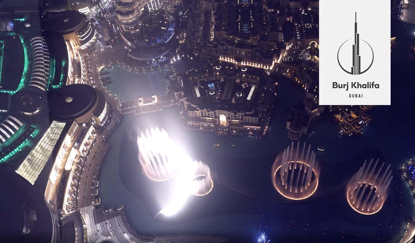 134 verdiepingen hoog Dubai Design / Animatie & Visuals