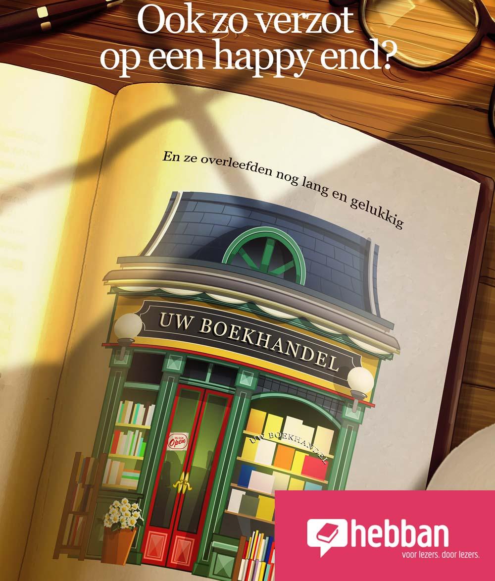 Verzot op een Happy End / Illustratie & Concept