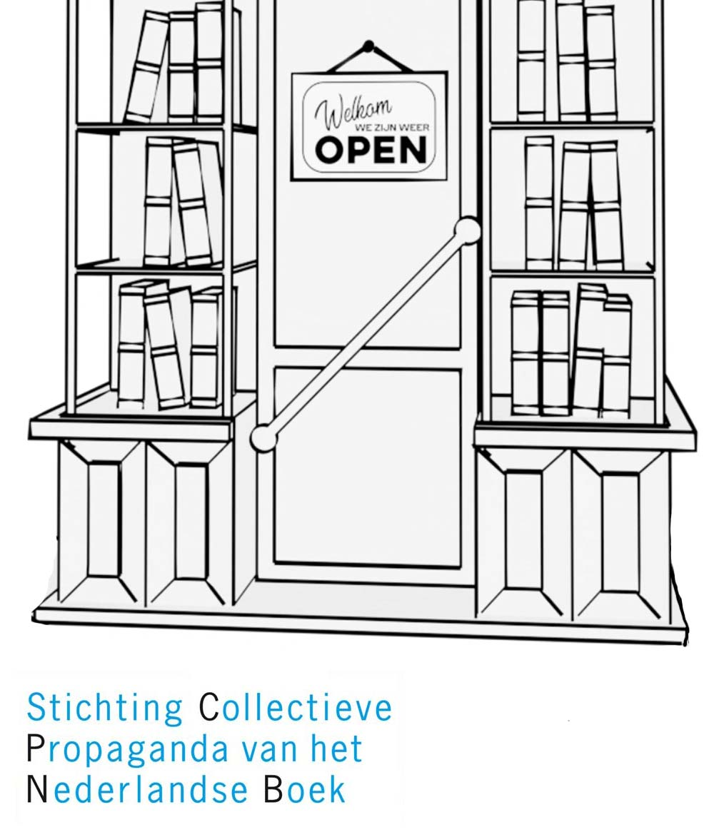 Boekhandels weer open / 2D 3D animatie & concept